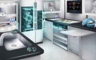 domotica  frigo smart  lavatrice smart