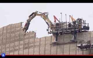 dal Mondo: energia  demolizioni  nucleare  macchine