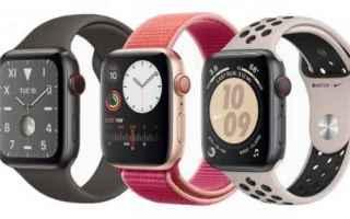 Gadget: smartwatch  apple watch