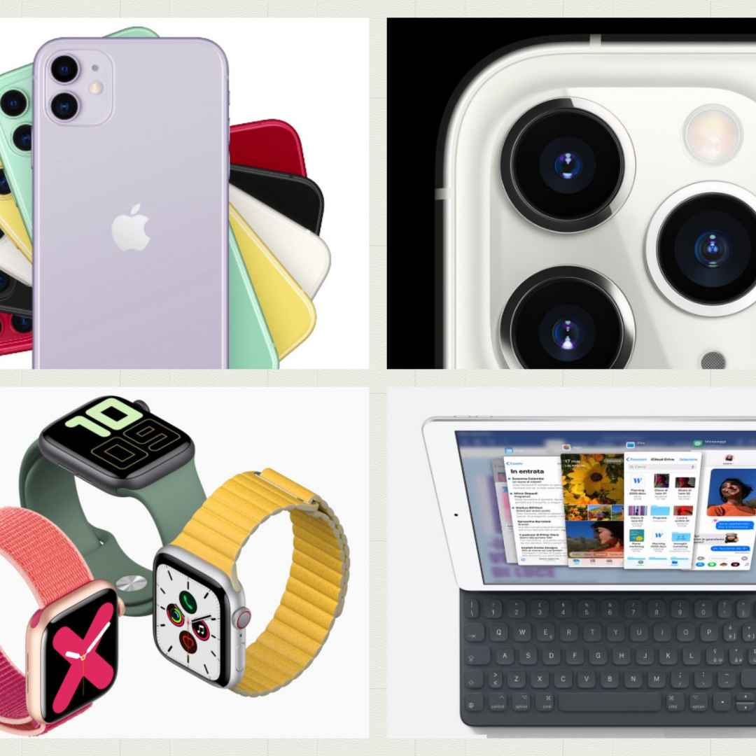 iphone 11  ipad 7  apple watch series 5