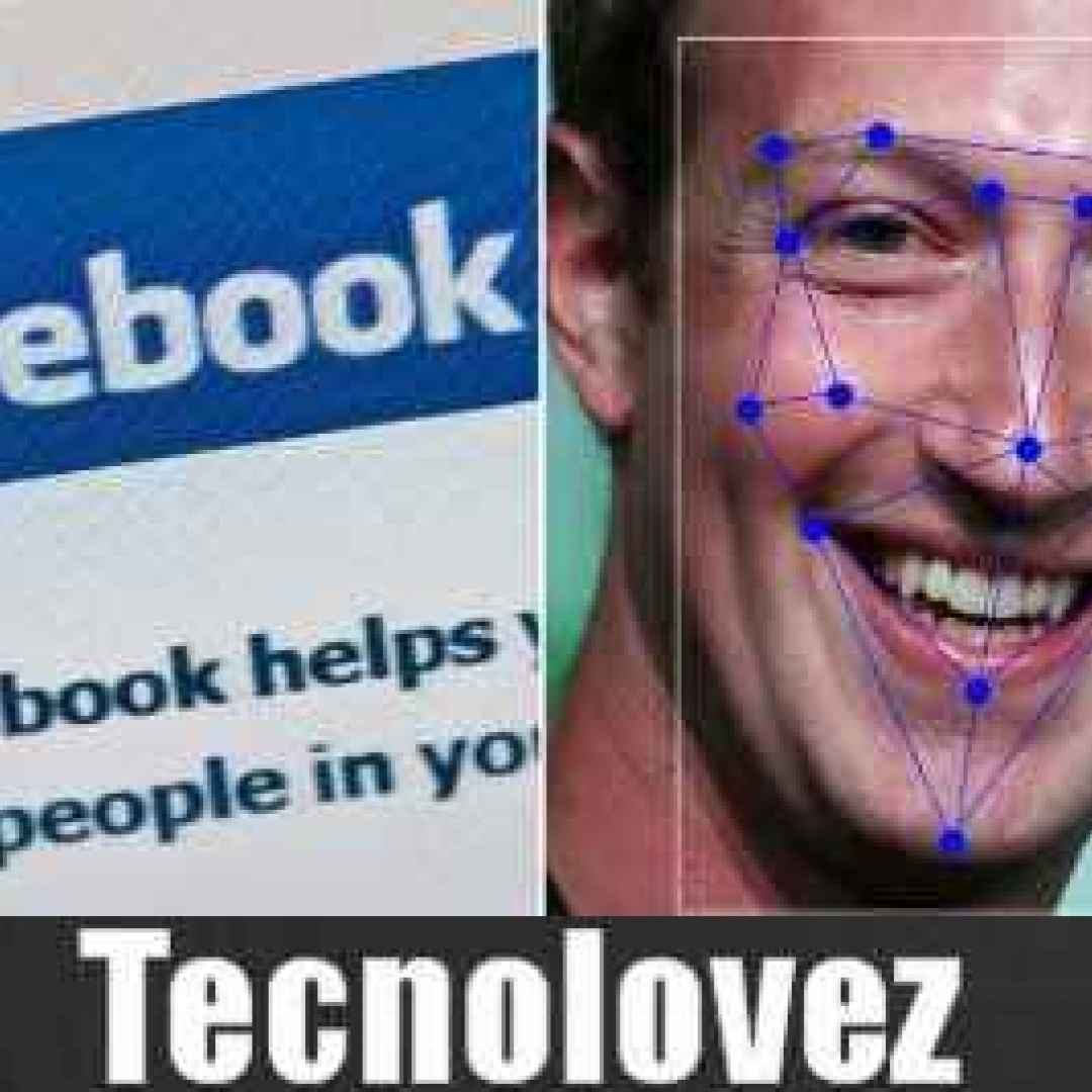 facebook disabilitare riconoscimento