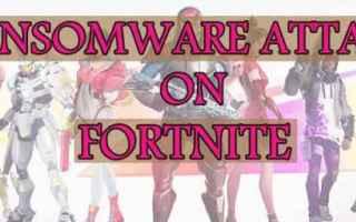 Sicurezza: fortnite  cybersecurity