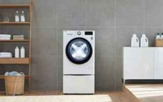 domotica  lavatrice