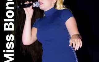 "Giorgia  Cagiola, in  arte ""Miss Blondy"" classe 1999. <br />All'età di 14 anni,  inizia ad avvic"