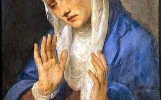 addolorata  iperdulia  vergine maria