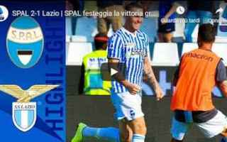 spal lazio video calcio gol