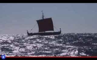 navi  vichinghi  esperimenti
