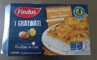 merluzzo  findus  cucina  gratinati