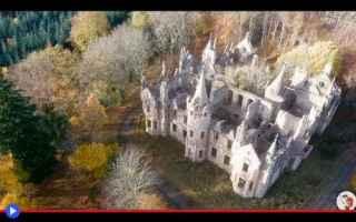 architettura  edifici  castelli  rovine